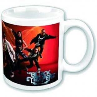 BLACK EYED PEAS (THE) BAND PHOTO - MUG (11oz) (Brand New In Box)